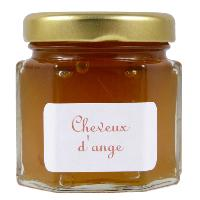 Mini pot de Confiture de Cheveux d'Ange
