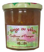 Confiture d'Orange Douce en Grand Pot
