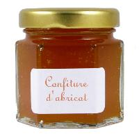 Mini pot de Confiture d'Abricot