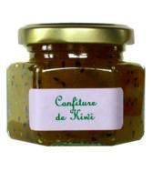 Confiture de Kiwi en pot hexagonal